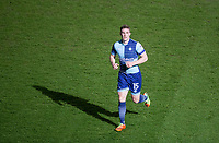 Dayle Southwell of Wycombe Wanderers during the Sky Bet League 2 match between Wycombe Wanderers and Plymouth Argyle at Adams Park, High Wycombe, England on 14 March 2017. Photo by Andy Rowland / PRiME Media Images.