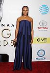 PASADENA, CA - FEBRUARY 11: Actress-model Tika Sumpter arrives at the 48th NAACP Image Awards at Pasadena Civic Auditorium on February 11, 2017 in Pasadena, California.