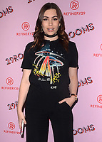 LOS ANGELES- DECEMBER 6:  Sophie Simmons at the Refinery29 29Rooms Los Angeles: Turn It Into Art Opening Night Party at ROW DTLA on December 6, 2017 in Los Angeles, California. (Photo by Scott Kirkland/PictureGroup)