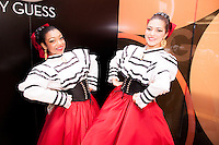 Sage Gonzalez, Katie Garcia attend The Shops at Montebello Hispanic Heritage Month Event on October 10, 2015 (Photo by Alexander Plank/Guest of a Guest)
