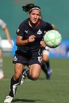 18 July 2009: Washington's Lisa De Vanna (AUS). The Washington Freedom defeated Saint Louis Athletica 1-0 at the RFK Stadium in Washington, DC in a regular season Women's Professional Soccer game.