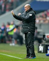 FUSSBALL   1. BUNDESLIGA  SAISON 2012/2013   23. Spieltag  FC Bayern Muenchen - SV Werder Bremen    23.02.2013 Trainer Thomas Schaaf (SV Werder Bremen)
