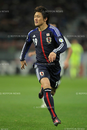 Tadanari Lee (JPN), .FEBRUARY 29, 2012 - Football / Soccer : 2014 FIFA World Cup Asian Qualifiers Third round Group C match between Japan 0-1 Uzbekistan at Toyota Stadium in Aichi, Japan. (Photo by Akihiro Sugimoto/AFLO SPORT) [1080]