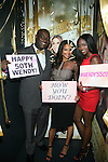 DJ Jon Quick, Mistresses' Actress Rochelle Aytes and Model Shannone Holt Attend Wendy Williams 50th Birthday Party Held at the Out Hotel, NY