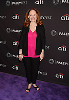 BEVERLY HILLS, CA - SEPTEMBER 08:  Actress Beth Grant attends The Paley Center for Media's 11th Annual PaleyFest fall TV previews Los Angeles for Hulu's The Mindy Project at The Paley Center for Media on September 8, 2017 in Beverly Hills, California.<br /> CAP/ROT/TM<br /> &copy;TM/ROT/Capital Pictures