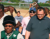 people at Delaware Park on 9/12/16