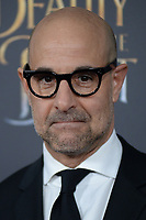 www.acepixs.com<br /> March 13, 2017  New York City<br /> <br /> Stanley Tucci arriving at the New York special screening of Disney's live-action adaptation 'Beauty and the Beast' at Alice Tully Hall on March 13, 2017 in New York City.<br /> <br /> Credit: Kristin Callahan/ACE Pictures<br /> <br /> Tel: 646 769 0430<br /> Email: info@acepixs.com