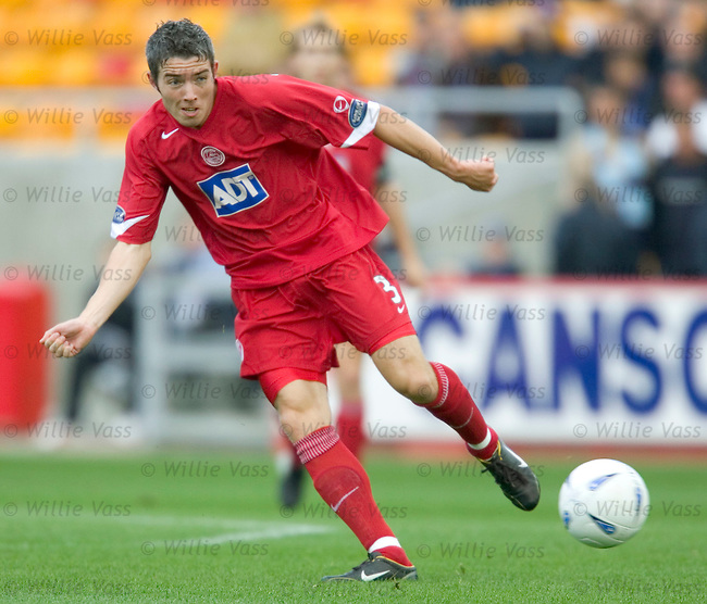 Kevin McNaughton, Aberdeen.stock season 2004-2005.pic willie vass