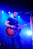 MANCHESTER, ENGLAND - MAY 12: T.J Osborne of 'Brothers Osborne' performing at O2 Ritz on May 12, 2018 in Manchester, England.<br /> CAP/MAR<br /> &copy;MAR/Capital Pictures