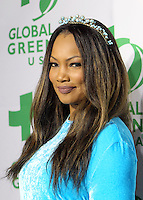 Hollywood, CA - February 22: Garcelle Beauvais, At 14th Annual Global Green Pre Oscar Party, At TAO Hollywood In California on February 22, 2017. Credit: Faye Sadou/MediaPunch