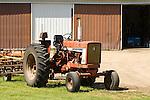 Farmall 656 tractor, 1967