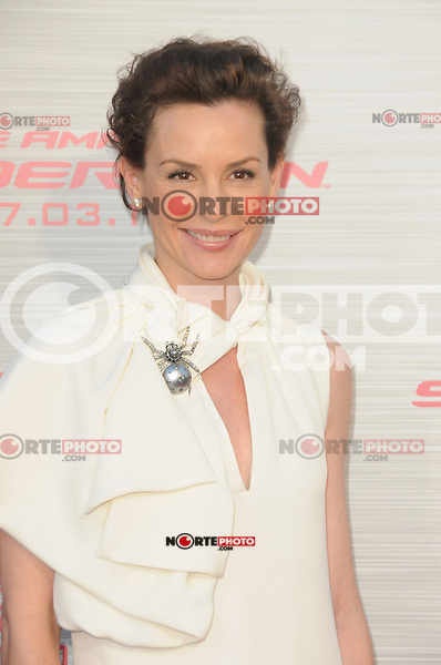 Embeth Davidtz at the premiere of Columbia Pictures' 'The Amazing Spider-Man' at the Regency Village Theatre on June 28, 2012 in Westwood, California. &copy; mpi35/MediaPunch Inc. /*NORTEPHOTO.COM*<br />