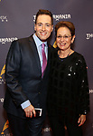 Randy Rainbow and mom attends the 2017 Drama Desk Awards at Town Hall on June 4, 2017 in New York City.
