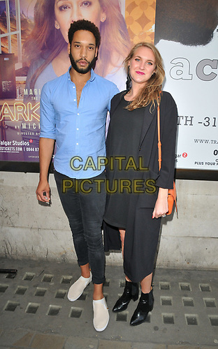 """Royce Pierreson and Natalie Herron at the """"Dark Sublime"""" gala performance, Trafalgar Studios, Whitehall, London, England, UK, on Monday 01st July 2019.<br /> CAP/CAN<br /> ©CAN/Capital Pictures"""