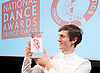 The Critics' Circle National Dance Awards 2015 <br /> at The Place, London, Great Britain <br /> 25th January 2016 <br /> <br /> <br /> <br /> <br /> <br /> OUTSTANDING MALE PERFORMANCE (CLASSICAL)<br /> <br /> William Bracewell (as Le Roi Soleil in The King Dances for Birmingham Royal Ballet) <br /> <br /> <br /> <br /> Photograph by Elliott Franks <br /> Image licensed to Elliott Franks Photography Services