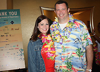 NWA Democrat-Gazette/CARIN SCHOPPMEYER Susan and Tommy Coughlin enjoy the Spring Fling.