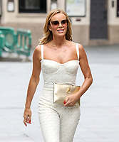 JUN 19 Amanda Holden departs Global Radio