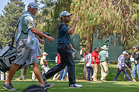 Louis Oosthuizen (RSA) departs the 10th tee during round 2 of the World Golf Championships, Mexico, Club De Golf Chapultepec, Mexico City, Mexico. 3/2/2018.<br /> Picture: Golffile | Ken Murray<br /> <br /> <br /> All photo usage must carry mandatory copyright credit (&copy; Golffile | Ken Murray)