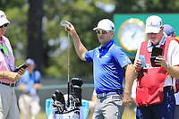 Zach Johnson (USA) on the 7th tee during Saturday's Round 3 of the 118th U.S. Open Championship 2018, held at Shinnecock Hills Club, Southampton, New Jersey, USA. 16th June 2018.<br /> Picture: Eoin Clarke | Golffile<br /> <br /> <br /> All photos usage must carry mandatory copyright credit (&copy; Golffile | Eoin Clarke)