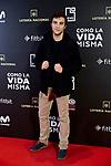 Pol Monen attends to 'Como la Vida Misma' film premiere during the 'Madrid Premiere Week' at Callao City Lights cinema in Madrid, Spain. November 12, 2018. (ALTERPHOTOS/A. Perez Meca)