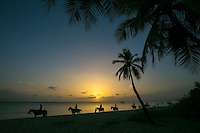 Cowboy Beach Sunset<br />