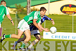 Saint Brendans v Kerins O'Rahillys in the Kerry Senior County Championship at Austin Stack Park, Tralee on Sunday