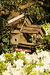 Joseph Ambler Inn, 1005 Horsham Road, North Wales, PA. Birdhouse.