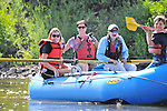 7/10/13 am Colorado River Guides Upper Colorado River Rancho to State Bridge