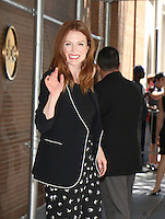 NEW YORK, NY-July 20: Julianne Moore at the View to talk about her 4th book in Freckleface Strawberry' Series Freckleface Strawberry and the Really Big Voice  in New York. NY July 20, 2016. Credit:RW/MediaPunch
