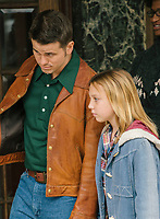 The Tale (2018) <br /> Jason Ritter and Isabelle Nelisse <br /> *Filmstill - Editorial Use Only*<br /> CAP/MFS<br /> Image supplied by Capital Pictures