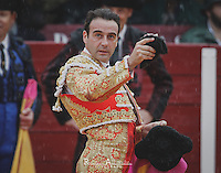 Bullfighter  Enrique Ponce