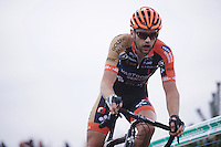 Rob Peeters (BEL/Vastgoedservice-Golden Palace)<br /> <br /> Men Elite Race<br /> Superprestige Zonhoven 2015