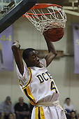 Chandler Park Academy at Detroit Country Day, Boys Varsity Basketball, 3/11/13