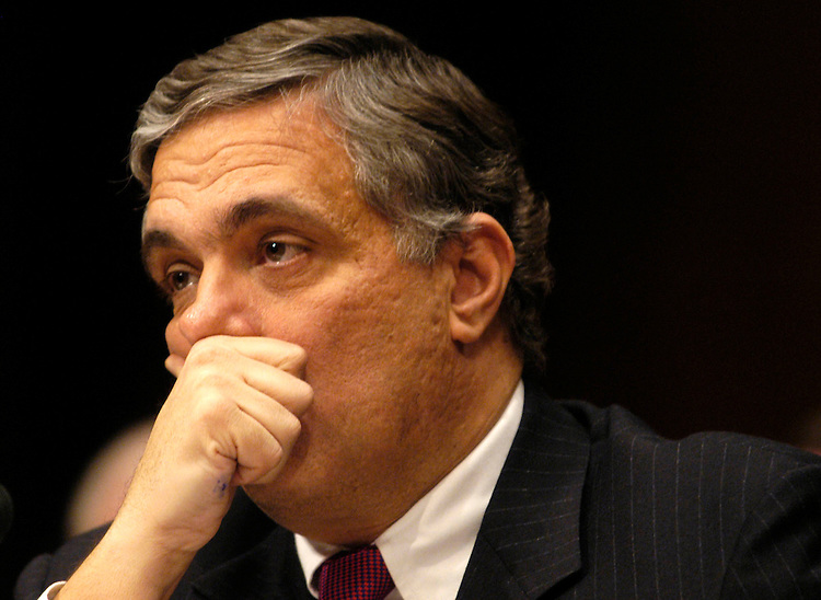 CIA Director George J. Tenet testified this morning before the Select Committee on Intelligence on worldwide threats.