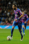 Levante UD´s Jose Luis Morales Nogales during 2014-15 La Liga match between Real Madrid and Levante UD at Santiago Bernabeu stadium in Madrid, Spain. March 15, 2015. (ALTERPHOTOS/Luis Fernandez)