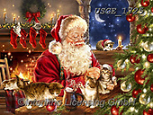 Dona Gelsinger, CHRISTMAS SANTA, SNOWMAN, WEIHNACHTSMÄNNER, SCHNEEMÄNNER, PAPÁ NOEL, MUÑECOS DE NIEVE, paintings+++++,USGE1725,#x#