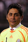 June 04 2008:  Jorge Campos (1) of Mexico goalie fame.  During Mexico's 2008 USA Tour in preparation for qualification for FIFA's 2010 World Cup, the national soccer team of Mexico was defeated by Argentina 1-4 at Qualcomm Stadium, in San Diego, CA.