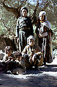 Iraq 1973    <br /> A family of Kurdish farmer<br /> Irak 1973<br /> Une famille de paysans kurdes