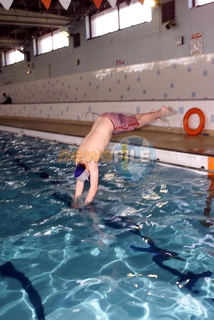 Drogheda Swimming Pool..picture Paul Mohan Newsfile
