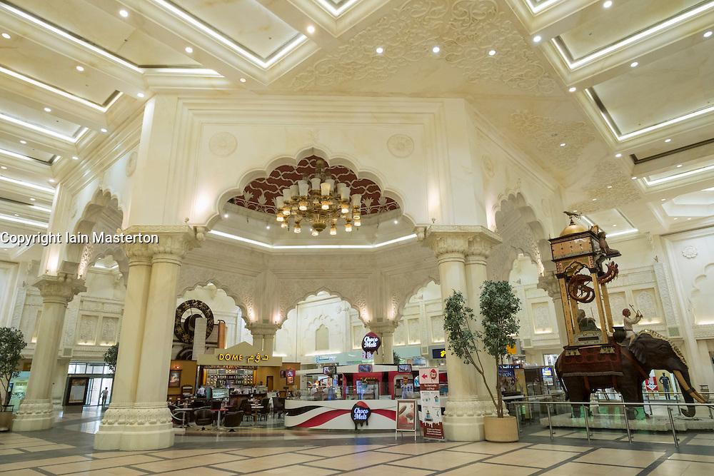 India Court at Ibn Battuta shopping mall in Jebel Ali