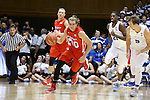 11 November 2016: Marist's Ryan Funk (30). The Duke University Blue Devils hosted the Marist College Red Foxes at Cameron Indoor Stadium in Durham, North Carolina in a 2016-17 NCAA Division I Men's Basketball game. Duke won the game 94-49.