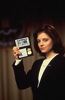 The Silence of the Lambs (1991) <br /> Promo shot of Jodie Foster<br /> *Filmstill - Editorial Use Only*<br /> CAP/KFS<br /> Image supplied by Capital Pictures