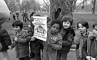 Three Mile Island Protests March 1979
