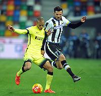 2015/12/12 Udinese vs Inter