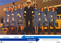 Catch Me If You Can (2002) <br /> Leonardo DiCaprio <br /> *Filmstill - Editorial Use Only*<br /> CAP/KFS<br /> Image supplied by Capital Pictures