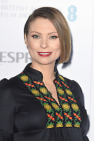 MyAnna Buring at the 2017 BAFTA Film Awards Nominees party held at Kensington Palace, London, UK. <br /> 11 February  2017<br /> Picture: Steve Vas/Featureflash/SilverHub 0208 004 5359 sales@silverhubmedia.com