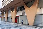 Edificio e Galeria California, Rua Barao de Itapetininga, Sao Paulo. 2018. Foto © Juca Martins.