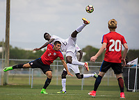 USMNT U-17 vs Monteverde Academy Eagles Game 1, April 15, 2017
