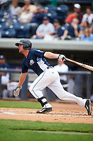West Michigan Whitecaps designated hitter Joey Pankake (20) at bat during a game against the Cedar Rapids Kernels on June 7, 2015 at Fifth Third Ballpark in Comstock Park, Michigan.  West Michigan defeated Cedar Rapids 6-2.  (Mike Janes/Four Seam Images)