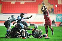 141121 Scarlets v Glasgow Warriors